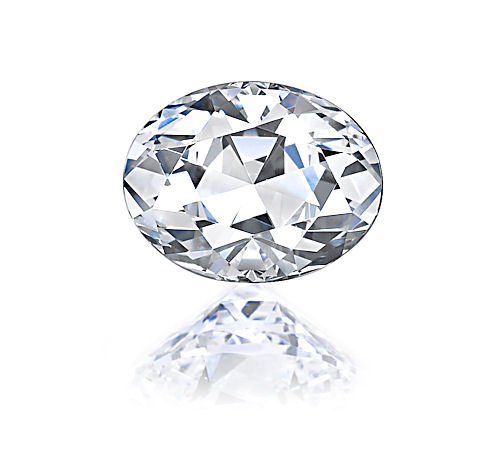 Asha Oval Diamond