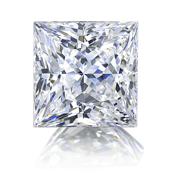Asha® Princess Simulated Diamond