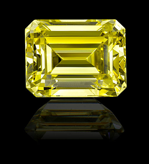 clarity carat shape deep fancy natural emerald yellow en diamonds igi