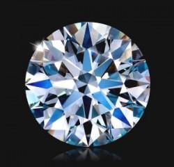 Takara Eternity H&A Lab Diamond - Studio Photo (F color, VS2)