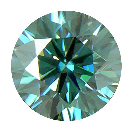Amora Blue Moissanite Betterthandiamond Com