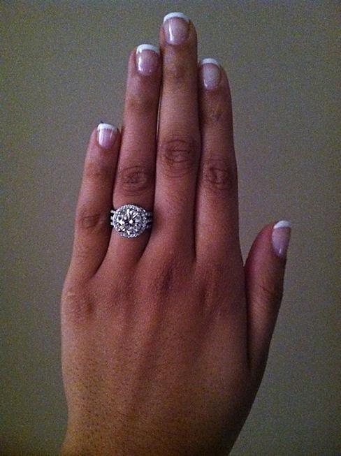 Amora Eternity Super Ideal Ring
