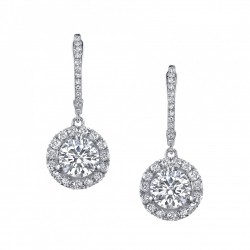 Shown here with 7mm Hearts & Arrows round Asha simulated diamonds