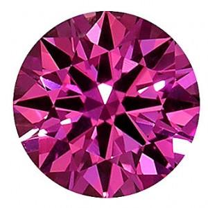 Avarra Pink H&A Round Sapphire
