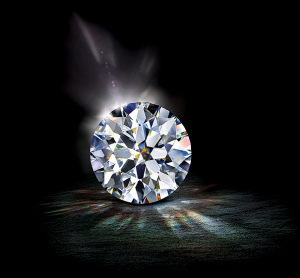 Amora Gem Ultra. 2.09ct D/IF, Studio photo