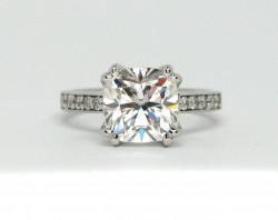This ring is in stock and available for immediate shipment.