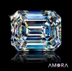 Amora Gem:  Krupps (Emerald) Cut