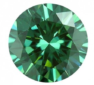 Amora Green Moissanite Betterthandiamond Com