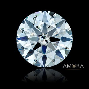 Amora Gem Ultra H&A in Fancy Light Blue