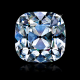 Amora Gem AVC, 2.78ct F/IF.  Studio Photo