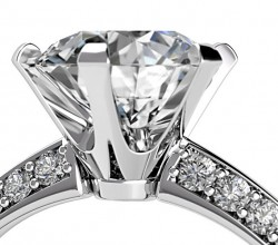 Timeless Regal Micropave Ring