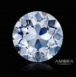 Amora Gem OEC, Studio photo  (2.66ct, D/IF)