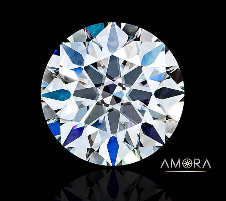 Amora Gem Ultra - 2.17ct, E Color, Internally Flawless