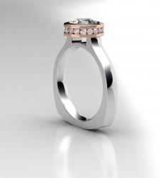 Timeless Helen of Troy ring