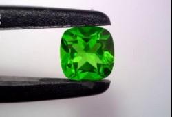Avarra™ Lab Grown Colombian Emeralds - Cushion cuts