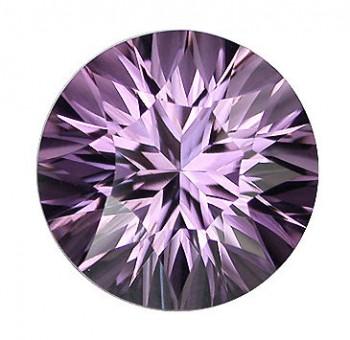 Round concave cut