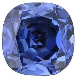 Light Ceylon Sapphire, Cushion Cut