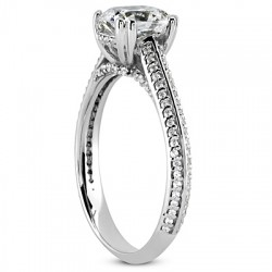 Chelone Micropave Cathedral Ring