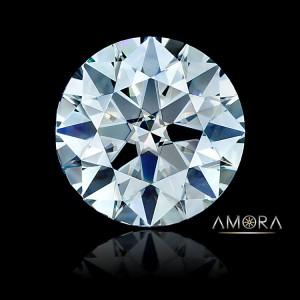 Amora Gem Ultra H&A in Fancy Light Blue
