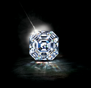 Amora Gem Asscher - Studio photo