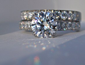 Cartier-style 1895 reproduction ring