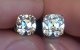 Diamond AVC (L Color) on left, Amora Gem AVC (G color) on right.  Natural daylight.  Screenshot from Jonathan's video review.